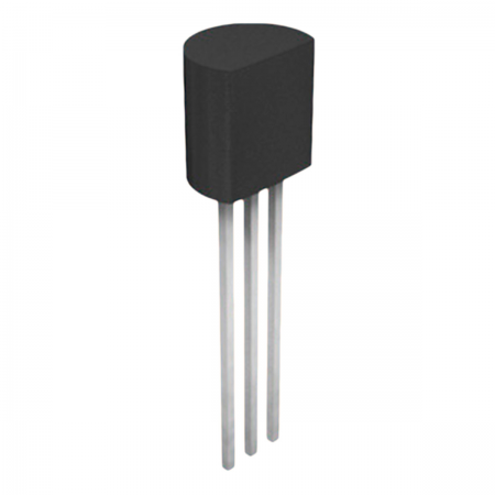 Transistor BS170 Canal N 60V 500mA