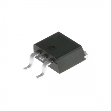 Transistor FQB4N80 SMD MOSFET Canal N  800V 3.9A