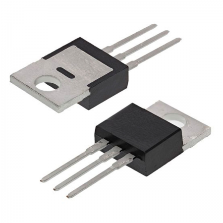 Transistor IRF1407 MOSFET Canal N 75V 130A (Centralita M365)