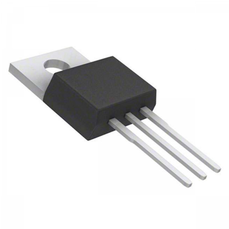 Transistor IRF730 MOSFET Canal N 400V 5.5A (IRF730PBF, BUZ60)