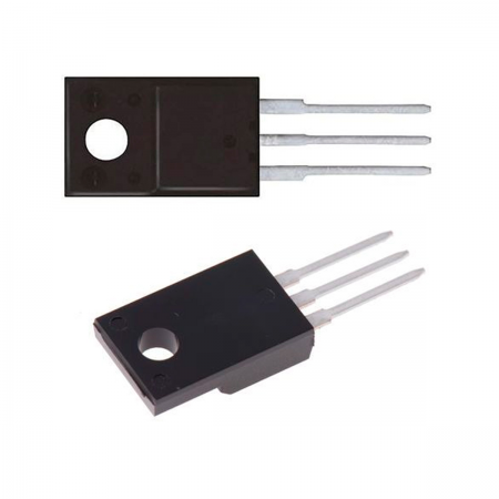 Transistor IRFIBC40G MOSFET Canal N 600V 6.2A