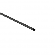 Tubo termoretractil 1.6x1000mm (0016) - negro