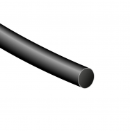 Tubo termoretractil 25.4x1200mm (0254) - negro