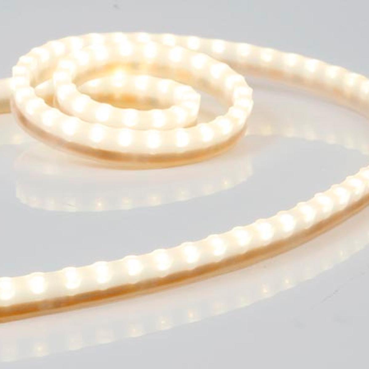 Tira led silicona 12v 100cm blanco calido - Iluminacion tiras led ...