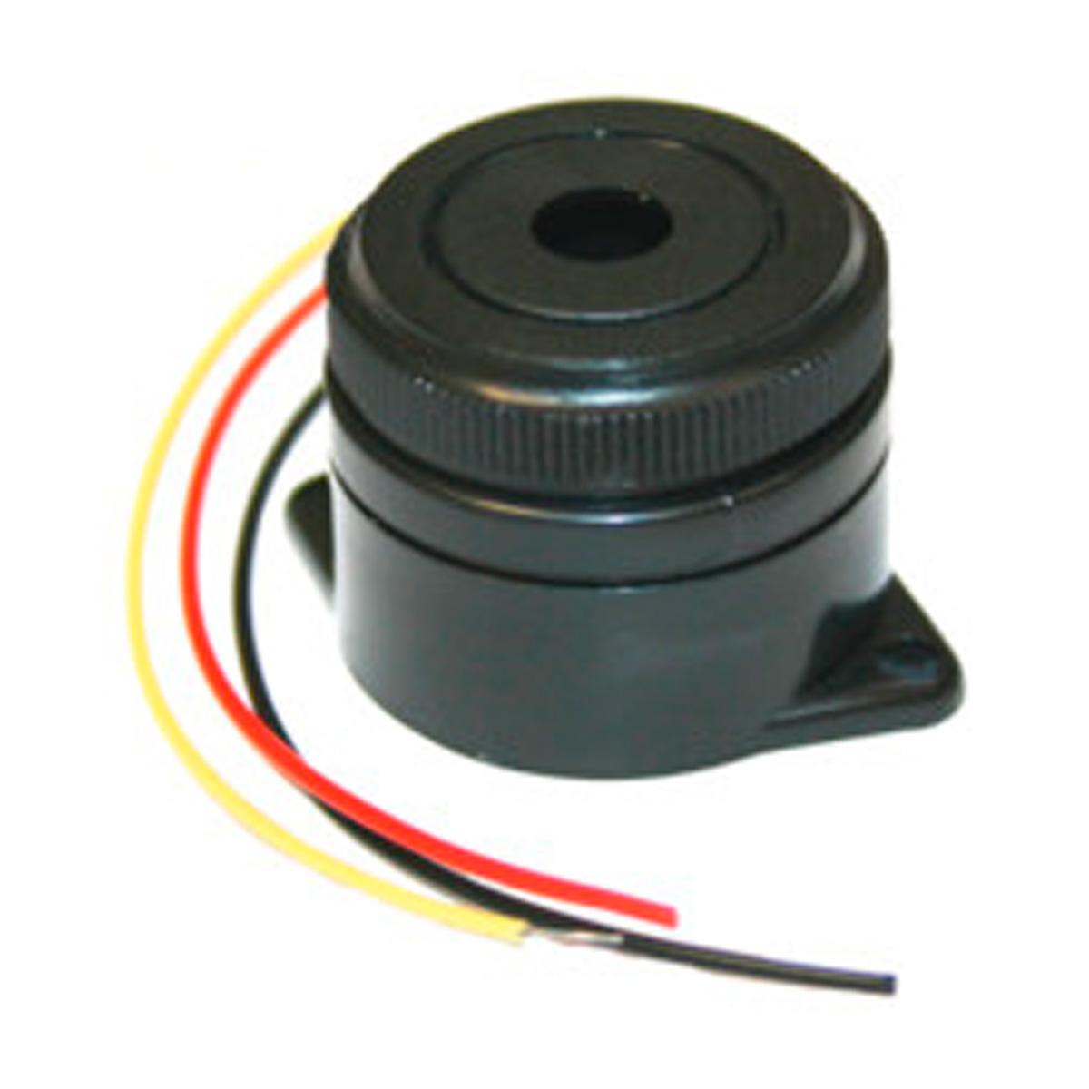 Circuito Zumbador Piezoelectrico : Zumbador piezoelectrico vdc intermitente