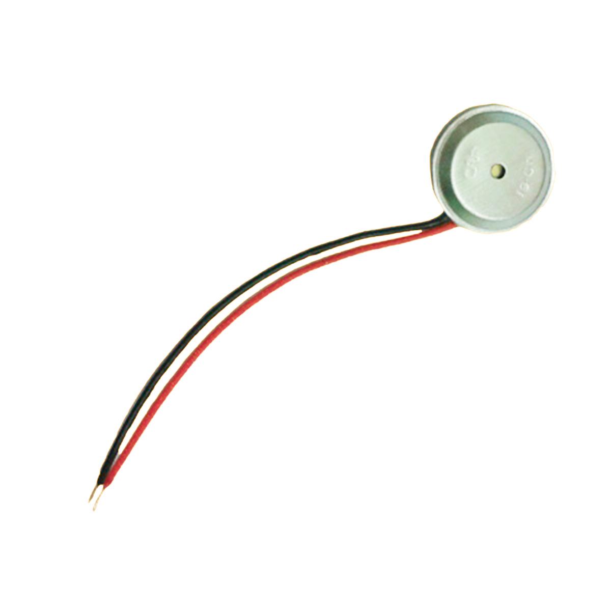 Circuito Zumbador Piezoelectrico : Zumbador piezoelectrico Ø mm sin oscilador